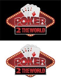 #23 for Design a Logo for poker web site by jummachangezi