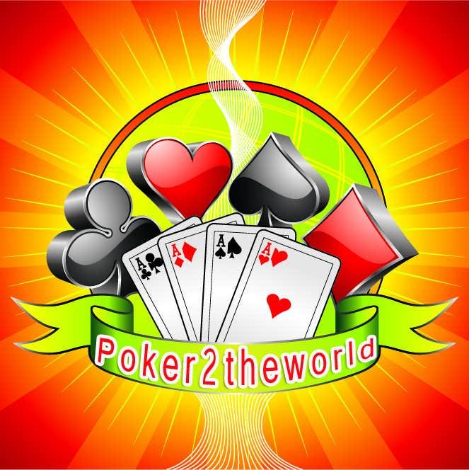 Penyertaan Peraduan #94 untuk Design a Logo for poker web site