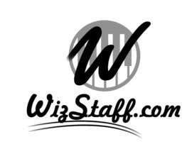 #140 for Logo for WizStaff af nghiacarrot