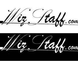 nº 123 pour Logo for WizStaff par jerson22