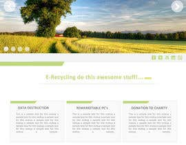#16 for E recycling company website af ludacrix