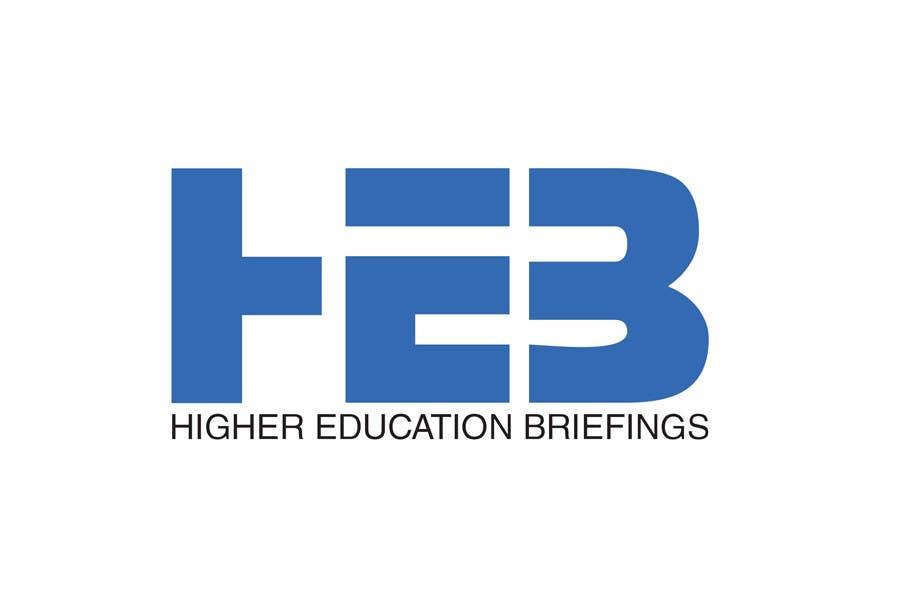 Конкурсная заявка №219 для Logo Design for Higher Education Briefings, LLC