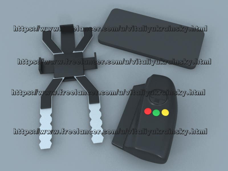 Contest Entry #                                        1                                      for                                         Wireless Joystick Modelling