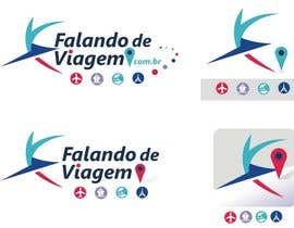 #62 para Logo for Travel webpage! por TOPSIDE
