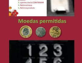 #34 para Projetar adesivagem para máquina automática de venda de alimentos (vending machine) por stefaniabalzano