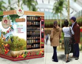 #35 para Projetar adesivagem para máquina automática de venda de alimentos (vending machine) por stefaniabalzano