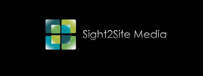 Penyertaan Peraduan #74 untuk Logo Design for Sight2Site Media