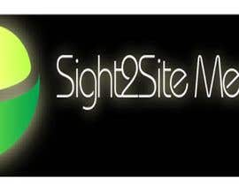 #82 pentru Logo Design for Sight2Site Media de către zahidku11