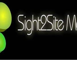 #83 pentru Logo Design for Sight2Site Media de către zahidku11