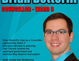 nº 7 pour Design a Flyer for a Municipal Election par jojoaquino