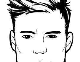 #81 for Simple face drawing (Sample provided) by inoreloaded
