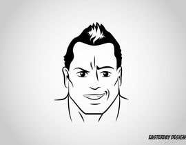 #71 untuk Simple face drawing (Sample provided) oleh easterson