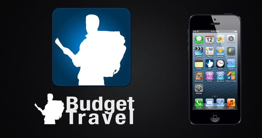 Inscrição nº 26 do Concurso para Need app icon for backpacking (budget travel)