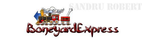 Penyertaan Peraduan #1 untuk Design a Logo for Boneyardexpress - repost
