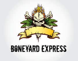 #36 cho Design a Logo for Boneyardexpress - repost bởi goianalexandru