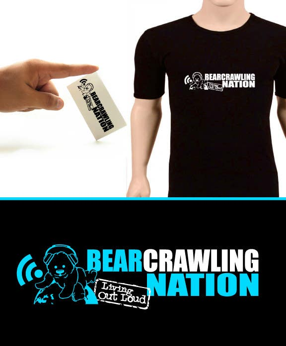 Contest Entry #                                        96                                      for                                         Icon Design for BearCrawling Nation