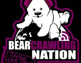 #97 para Icon Design for BearCrawling Nation por VPoint13