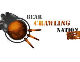 nº 89 pour Icon Design for BearCrawling Nation par Natsata
