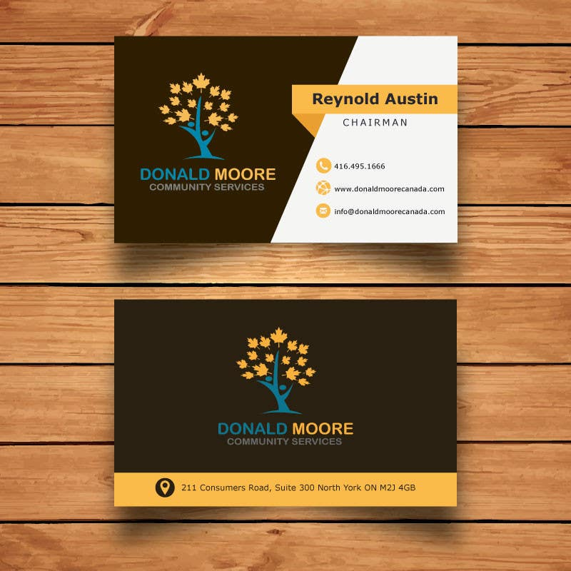 Entry #4 by lohchinyii for Design a Letterhead and Business card for ...