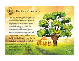 #33 untuk Adding colour and background to  The Merry Hawthorn oleh prasanthmangad