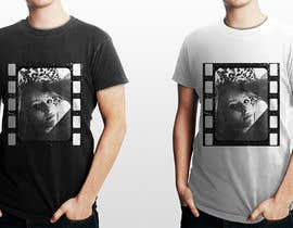 #93 for Design a T-Shirt print from a photo provided af annahavana
