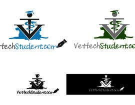 #25 for Design a Logo for VetTechStudent.com af advway