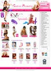 Contest Entry #9 for Design an amazing front page for an adult toys website.