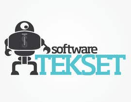 #82 untuk Design a Logo for our company Tekset Software oleh andrefantini