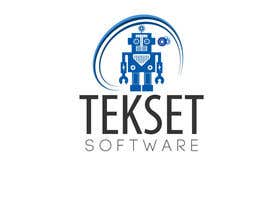 nº 77 pour Design a Logo for our company Tekset Software par manuel0827