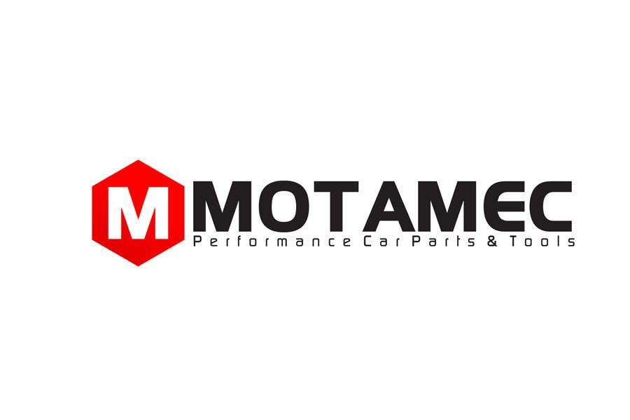 Konkurrenceindlæg #542 for Logo Design for Motomec Performance Car Parts & Tools