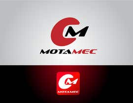 #608 untuk Logo Design for Motomec Performance Car Parts & Tools oleh jijimontchavara