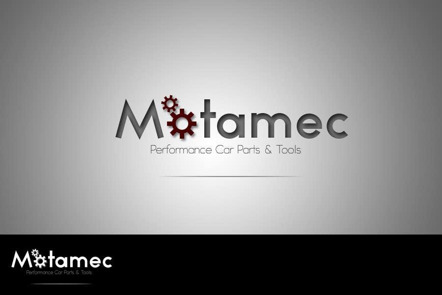 Konkurrenceindlæg #520 for Logo Design for Motomec Performance Car Parts & Tools