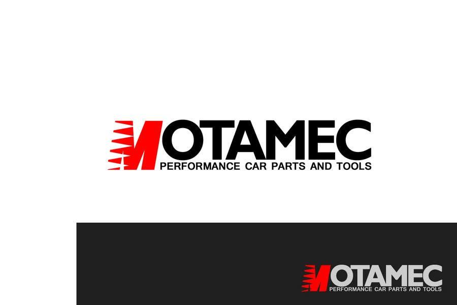 Konkurrenceindlæg #400 for Logo Design for Motomec Performance Car Parts & Tools