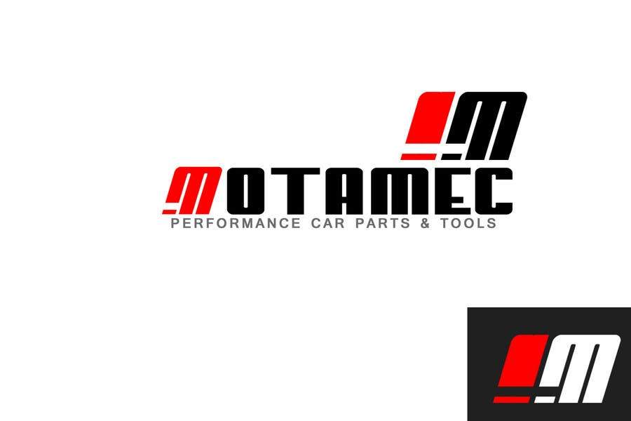 Konkurrenceindlæg #466 for Logo Design for Motomec Performance Car Parts & Tools