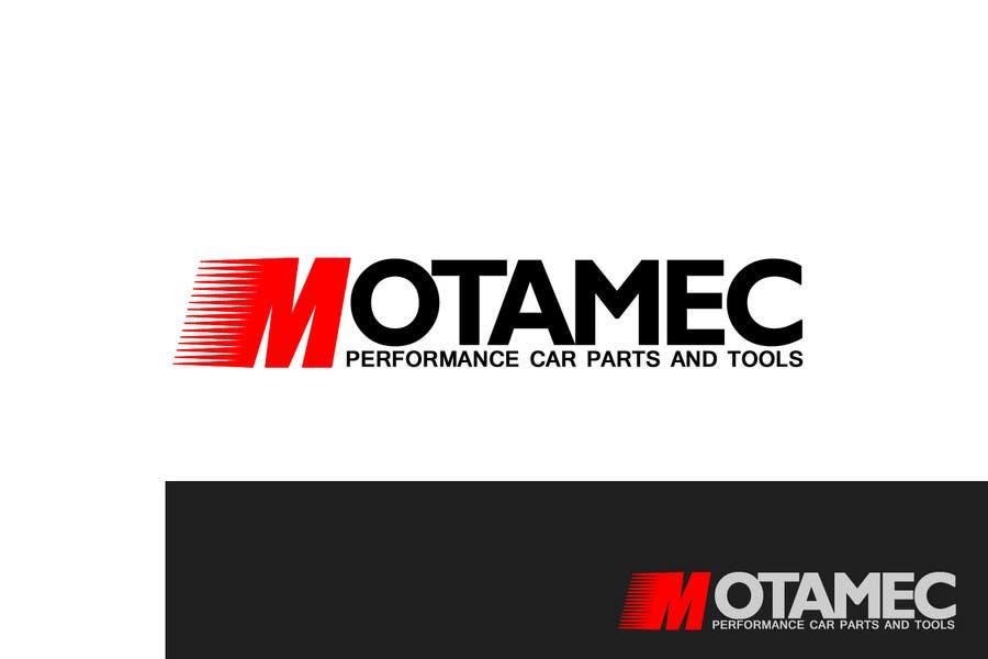 Konkurrenceindlæg #396 for Logo Design for Motomec Performance Car Parts & Tools