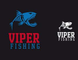 "#118 untuk Design a Logo for our new fishing company ""Viper Fishing"" oleh alfonself2012"
