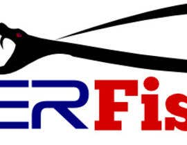"nº 96 pour Design a Logo for our new fishing company ""Viper Fishing"" par dominion66"