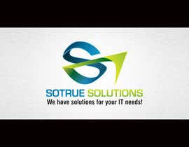 nº 20 pour Design a Logo for sotrue solutions par maofmr2013