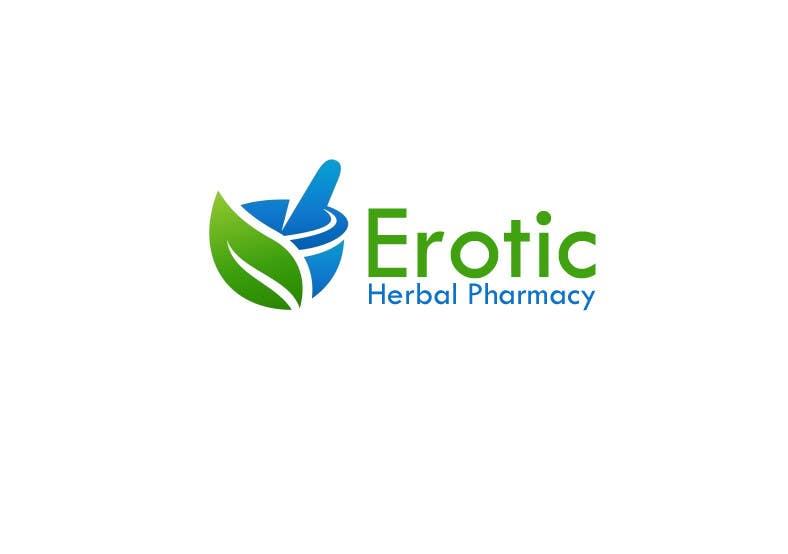 Bài tham dự cuộc thi #52 cho Design a Logo for Erotic Herbal Pharmacy