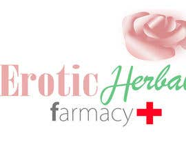 #61 for Design a Logo for Erotic Herbal Pharmacy by michele1970