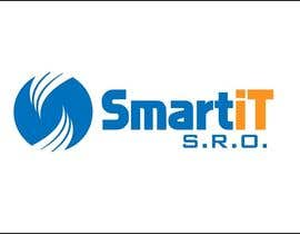 nº 72 pour Design logo for software company SmartIT s.r.o. par iakabir
