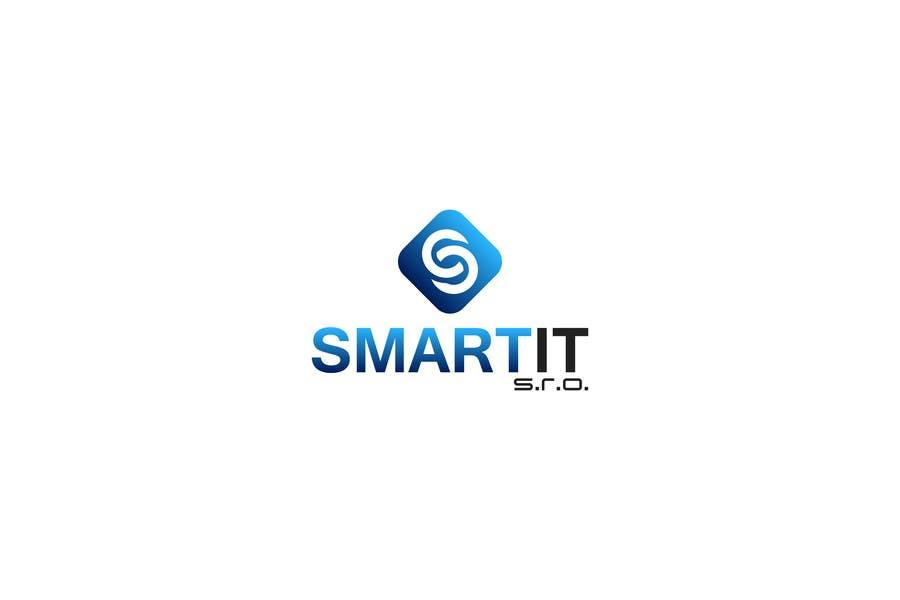#71 for Design logo for software company SmartIT s.r.o. by Riteshakre