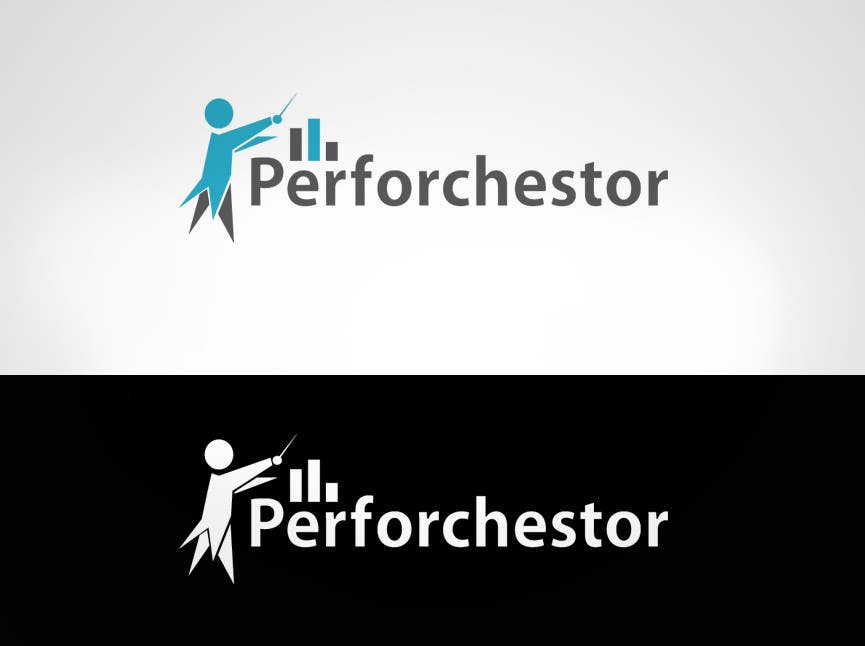 Contest Entry #                                        158                                      for                                         Logo Design for Perforchestor