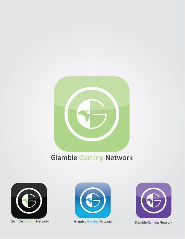 Inscrição nº 57 do Concurso para Design a Logo for Glamble Gaming Network.