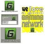 Graphic Design Inscrição do Concurso Nº50 para Design a Logo for Glamble Gaming Network.