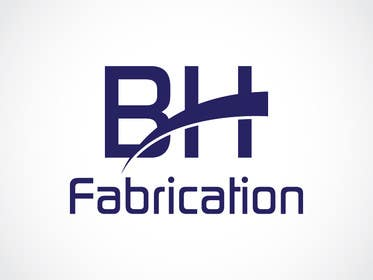 #91 for Design a Logo for BH Fabrication by HammyHS