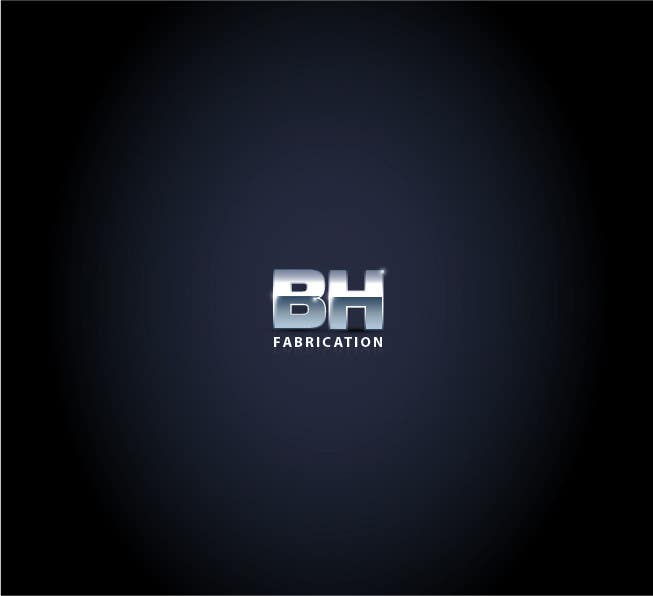 #146 for Design a Logo for BH Fabrication by Brandconverter