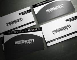 #18 untuk Design some Business Cards for Our Auto Parts Company oleh uniquedesign18
