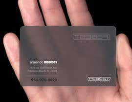 #23 para Design some Business Cards for Our Auto Parts Company por menemex