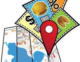 #79 for Icon or Button Designs for collegefooddish.com af semum